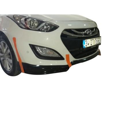 Hyundai İ30 (2011-2016) Ön Tampon Ek (Plastik)