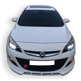 Opel Astra J HB 2013 - 2015 Makyajlı Rieger Body Kit (Plastik)