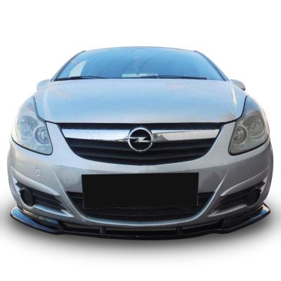 Opel Corsa D (2007-2015) Ön Tampon Altı Lip (Plastik)