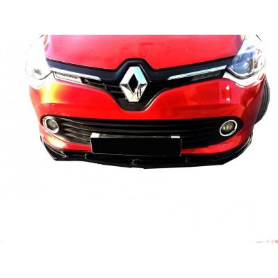 Renault Clio 4 (2012-2016) Ön Tampon Altı Lip (Plastik)