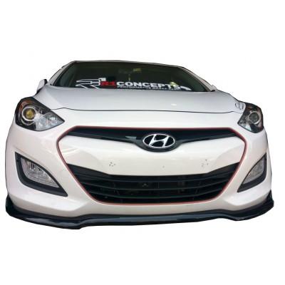 Hyundai İ30 (2011 2016) Ön Tampon Altı Lip (Plastik)