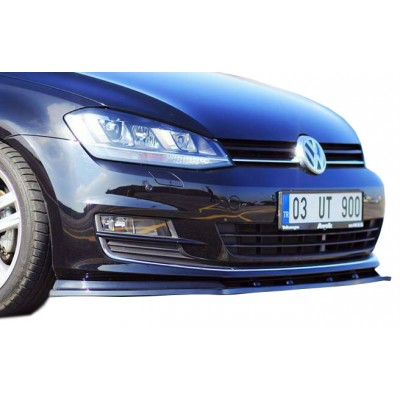 Volkswagen Golf 7 (2012-2016) Ön Tampon Altı Lip (Plastik)