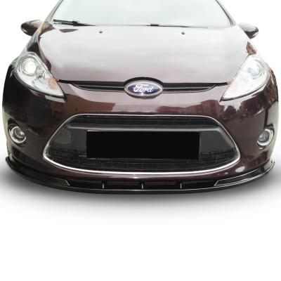 Ford Fiesta Makyajsız (2009-2013) Ön Tampon Altı Lip (Plastik)