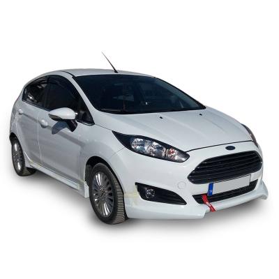 Ford Fiesta Makyajlı (2014-2016) Ön Tampon Ek (Plastik)