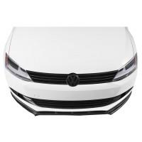 Volkswagen Jetta 2010 - 2014 Ön Tampon Altı Lip (Plastik)