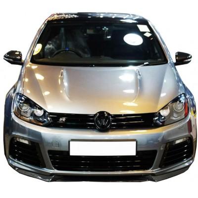 Volkswagen Golf 6 (2009-2012) R Tampon Uyumlu Ek (Plastik)
