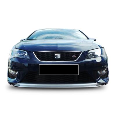 Seat Leon MK3 - 5F (2013-2016) FR Uyumlu Dynamic Ön Tampon Ek (Plastik)