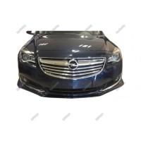 Opel İnsignia (2014-2016) Makyajlı Ön Tampon Altı Lip (Fiber)