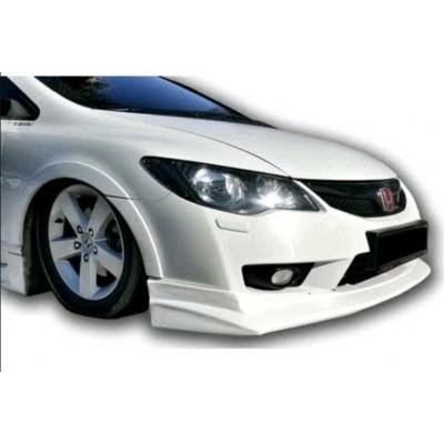 Honda Civic FD6 (2006 - 2012) Arası Typer Ön Ek (Plastik)