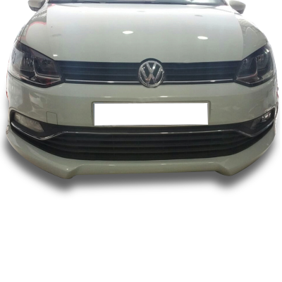 Volkswagen Polo (2015-2017) Makyajlı Ön Tampon Ek (Plastik)