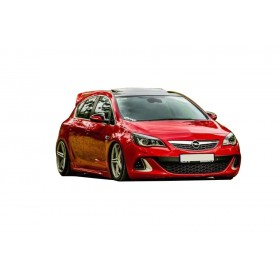 Opel Astra J OPC Body Kit (Fiber)