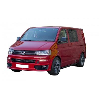 Volkswagen Transporter T5 (2003 - 2009) Ön Tampon Ek (Plastik)
