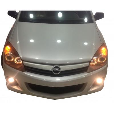 Opel Astra H OPC Ön Tampon (Fiber)