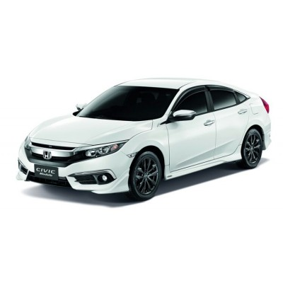 Honda Civic FC5 Sedan (2015-2018) Modulo Ön Tampon Flap (Plastik)