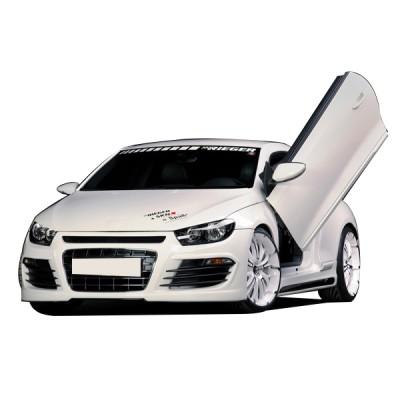 Volkswagen Scirocco (2009-2014) Ön Tampon (Fiber)