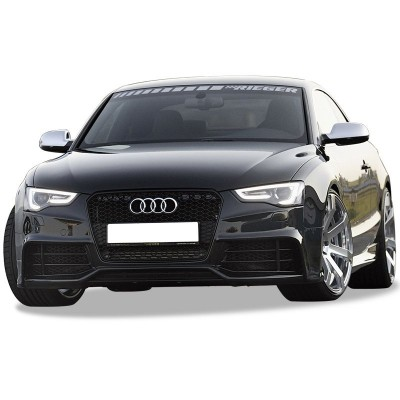 Audi A5 8P3 2012 Sonrası Makyajlı RS5 Ön Panjur (Plastik)