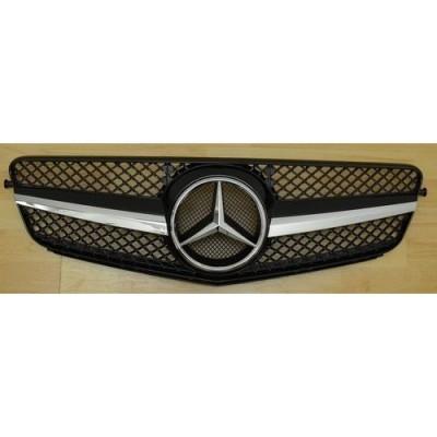 Mercedes C Serisi W204 (2008-2011) AMG Ön Panjur (Plastik)