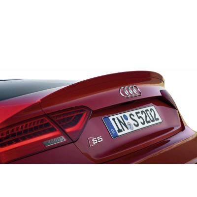 Audi A5 Sportback 4 Kapı Spoiler (Plastik)