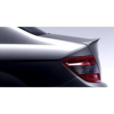 Mercedes C Serisi W204 (2008-2014) Amg Spoiler (Plastik - Taiwan)