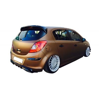 Opel Corsa D (2007-2015) Spoiler (Fiber)