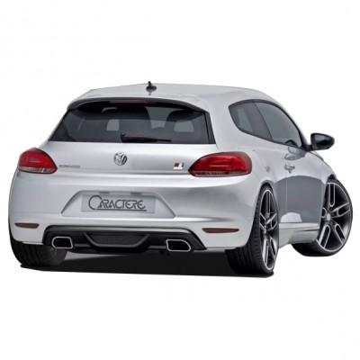 Volkswagen Scirocco (2009-2014) Caractere Spoiler (Fiber)