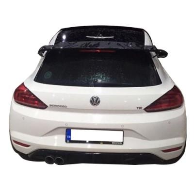 Volkswagen Scirocco (2015-2017) R Cup Spoiler (Fiber)