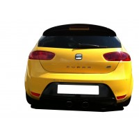 Seat Leon MK2 (2010-2012) Cupra Model Spoiler (Fiber)