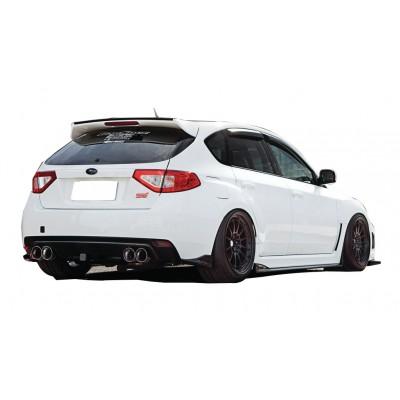 Subaru İmpreza 2008-2010 Sti Spoiler (Fiber)
