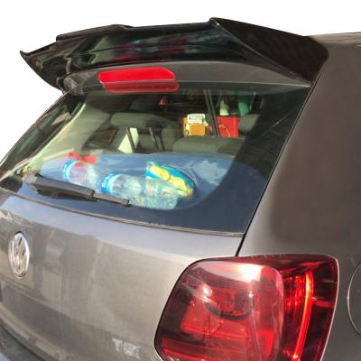 Volkswagen Polo 6R (2010-2016) Custom Spoiler (Fiber)