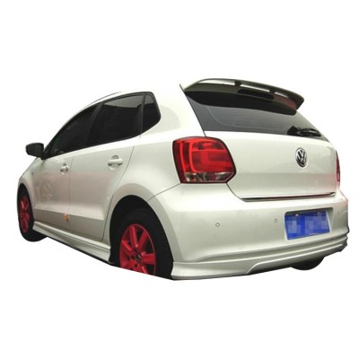 Volkswagen Polo 6R (2010-2017) Spoiler (Fiber)