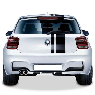 BMW 1 Serisi F20 2012 - 2017 M Performance Spoiler (Plastik)