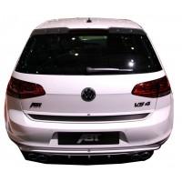 Volkswagen Golf 7 (2012-2019) ABT Spoiler (Plastik)