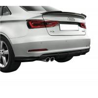 Audi A3 Sedan 2013 Sonrası 8V Spoiler (Fiber)