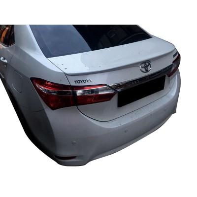 Toyota Corolla (2012-2016) Spoiler (Fiber)