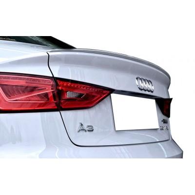 Audi A3 Sedan 2013 Sonrası S3 Spoiler (Fiber)