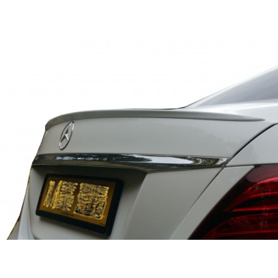 Mercedes E Serisi W213 e63 Bagaj Spoiler (Plastik - Taiwan)