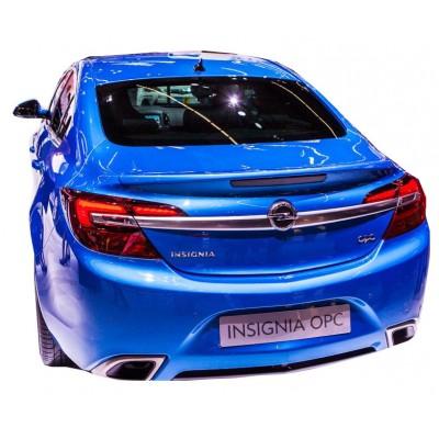 Opel İnsignia (2014-2016) Makyajlı Opc Line  Spoiler (Plastik)