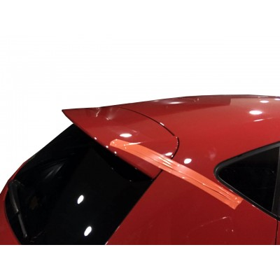 Seat Leon MK3 5F (2013-2019) FR - Style - Xcellence Uyumlu Plastik Spoiler