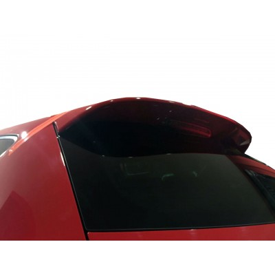 Seat Leon MK3 5F (2013-2019) FR - Style - Xcellence Uyumlu Plastik Spoiler (TAIWAN)