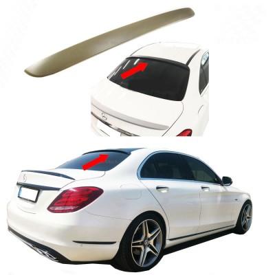 Mercedes E Serisi W213 e63 Cam Üstü Spoiler (Plastik - Taiwan)