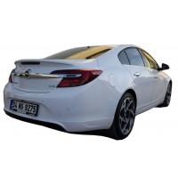 Opel İnsignia 2014 - 2016 Makyajlı Spoiler (Plastik)