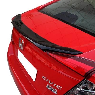Honda Civic FC5 Sedan (2015-2018) Sonrası Spoiler (Plastik)