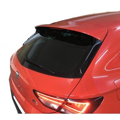 Seat Leon MK3 5F (2013-2019) Style - FR - Xcellence Uyumlu  Arka Cam Çıtası (Taiwan)