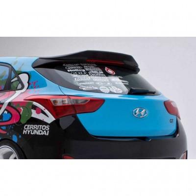 Hyundai İ30 2012 - 2016 Spoiler (Fiber)