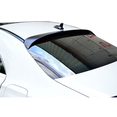 Mercedes CLA W117 (2012-2018) Cam Üstü Spoiler (Plastik - Taiwan)