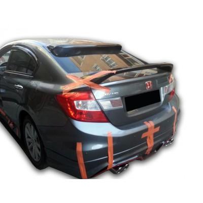 Honda Civic FB7 2012 - 2015 Si Spoiler (Fiber)