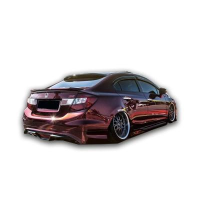 Honda Civic FB7 2012 - 2015 Anatomik (Yarasa) Spoiler (Fiber)