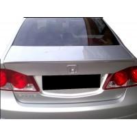 Honda Civic FD6 (2006-2011) Anatomik Spoiler (Fiber)