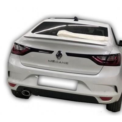 Renault Megane 4 Spoiler (Plastik)