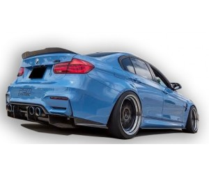 Bmw 3 Serisi F30 (2012 - 2019) PS Model Spoiler (Plastik)